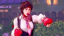 Трейлер Street Fighter V Arcade Edition - Анонс Sakura