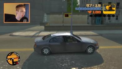 Новая GTA 3 на Максималках!