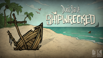 Don't Starve Shipwrecked покажут на PAX