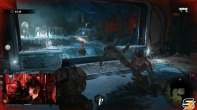 Gears 5 - 25 минут нового Escape Mode-Официальный геймплей! E3 2019
