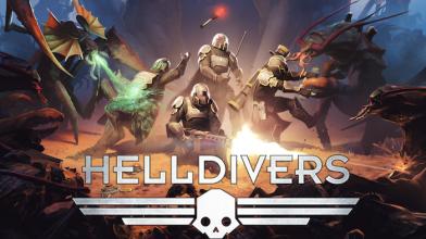 Helldivers едет в Steam
