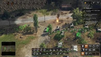 SUDDEN STRIKE 4 - Битва при Cедане [Германия]