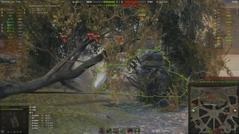 World of Tanks - Такого мы еще не делали - Решающий Кулак