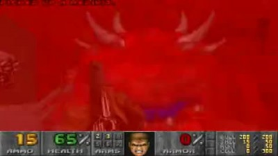 "Doom ""Speedrun. Nightmare skill (Episode 3)"""