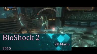 BioShock 2 ретро обзор
