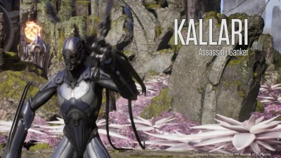 Paragon - Hero Overview: Персонаж Kallari