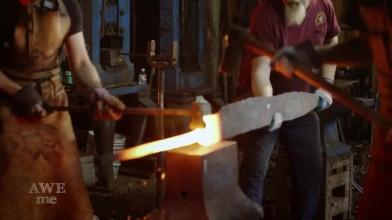 Кузнецы Man at Arms выковали Нож Пирамидоголового из Silent Hill