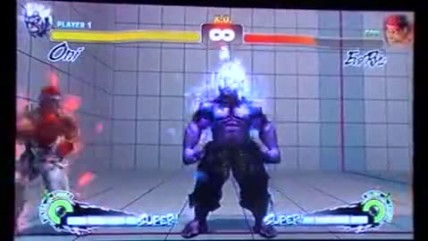 "Super Street Fighter 4: Arcade Edition ""Oni Combos"""
