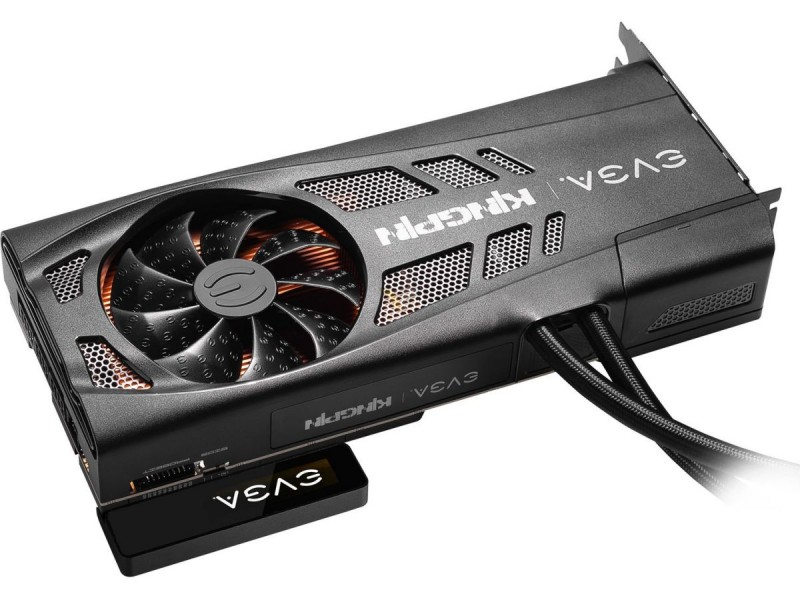 EVGA представила GeForce RTX 3090 за $2000. Но непростую
