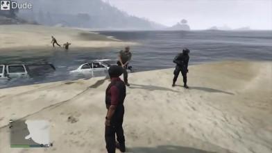 Grand Theft Auto 5 - Thug Life и Забавные моменты (Победы, Трюки и Неудачи #55)