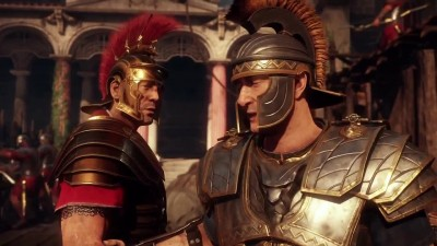 "Ryse: Son of Rome ""Трейлер Fight for Rome"""
