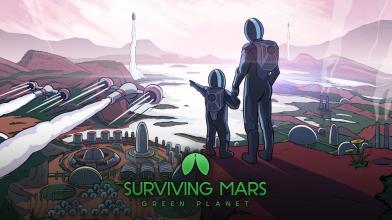 DLC Green Planet для Surviving Mars уже доступно
