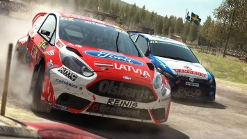 DiRT Rally получила поддержку PlayStation VR