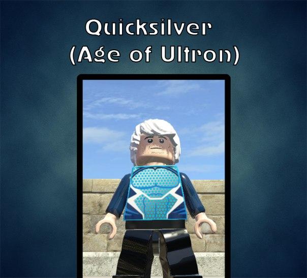 скачать мод на Lego Marvel Superheroes на ртуть - фото 6