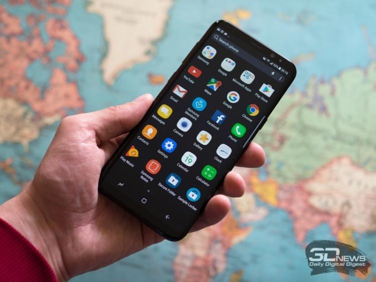 Смартфон Самсунг Galaxy J3 (2017) представлен официально