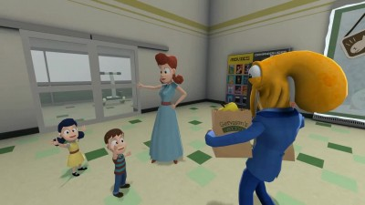 "Octodad: Dadliest Catch ""Трейлер игры на Xbox One"""