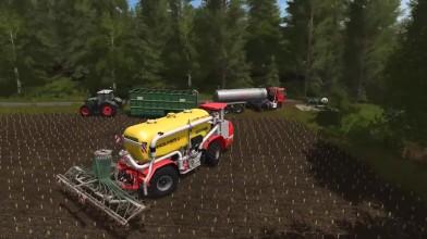 Farming Simulator 17 - Обновление системы шлангов Wopster