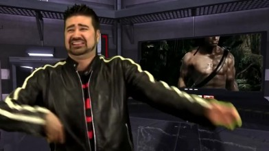 Rambo The Video Game - обзор от Angry Joe [Русская озвучка]
