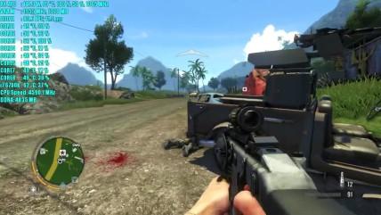 Far Cry 0 RX 070 0GB OC | 0080p Ultra Settings 0x MSAA |