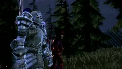 "Dragon Age: Origins: Awakening  ""Mhairi Trailer"""