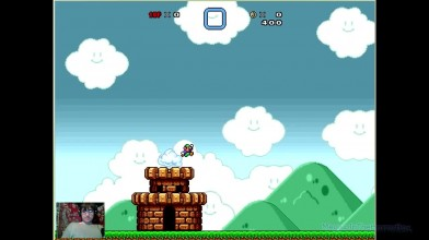 "Super Mario Bros. X - SuperMarioTrollBros by Alex888 - Новое ""чудо"" Алёёшии (прохождение на русском)"