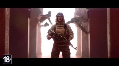 Tom Clancy's Rainbow Six Осада - Wind Bastion: оперативник Nomad
