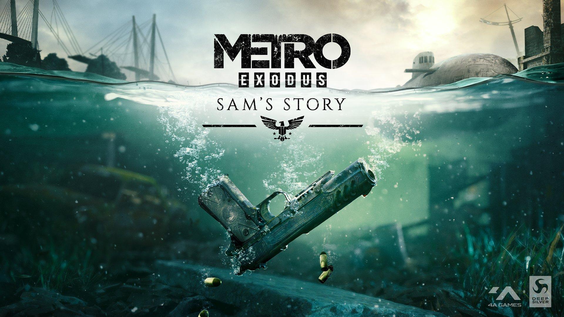 Вышло дополнение 'История Сэма' для Metro Exodus