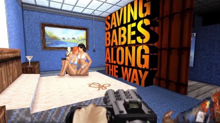 Релизный трейлер Duke Nukem 3D: 20th Anniversary World Tour