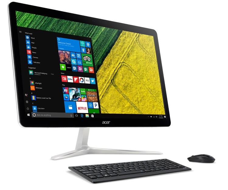 Acer выпустит два ноутбука линейки Switch