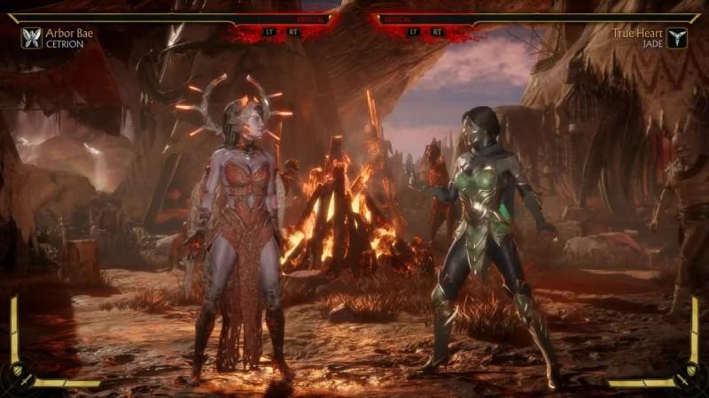 Mortal Kombat 11. Детальный Разбор Cetrion 2