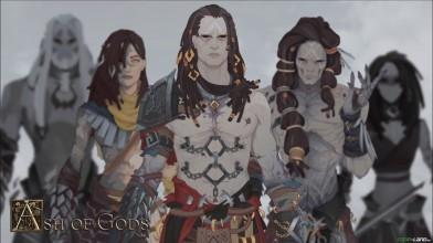 Пошаговая RPG Ash of Gods от отечественных разработчиков выйдет на консолях