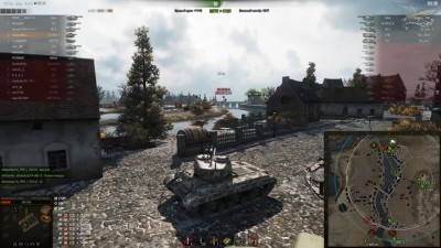 World of Tanks - T25 Pilot Number 1 - Стоит ли потеть?