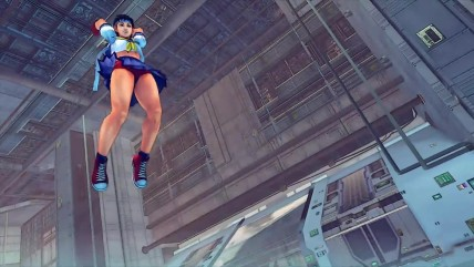 "Ultra Street Fighter IV ""Трейлер к релизу на PS4."""