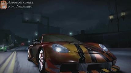 Need For Speed Carbon - Все видеоролики! Часть 0 (Спойлеры!)
