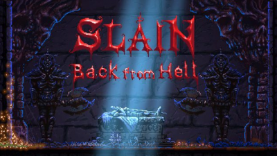 Slain: Back from Hell в сентябре посетит PS4, в октябре Xbox One, а в ноябре PS Vita