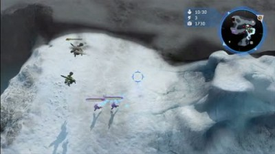 "Halo Wars ""Chasm Gameplay"""