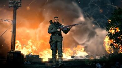Семь причин приобрести Sniper Elite V2 Remastered от Rebellion