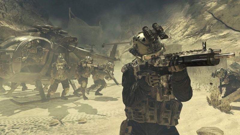 игра Call of Duty Modern Warfare 2