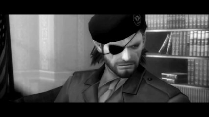 The Weight of Us Metal Gear Solid 3 Music Video