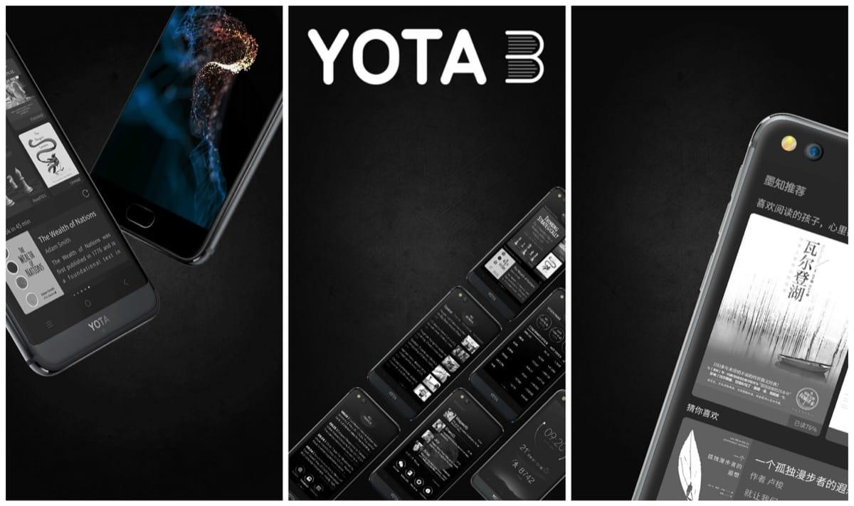YotaPhone 3: известны цены идата русской презентации
