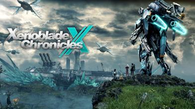 Xenoblade Chronicles X разделена на куски