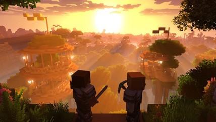 Этим летом игроков в Minecraft объединят и подарят им новую улучшенную графику