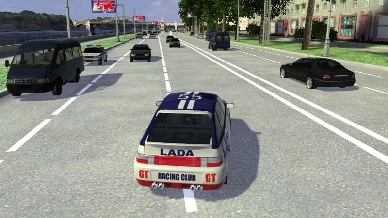 Lada Racing Club могла стать культовой игрой