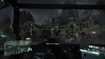 Crysis 3 - GTX 1050 Ti - i3 6100 (Ultra Settings)