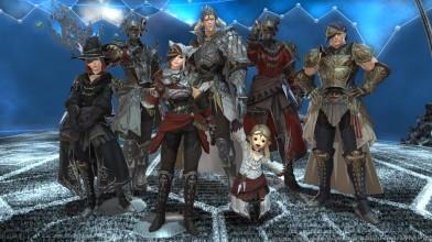 """В Final Fantasy 14 началась акция """"бесплатного входа"""""""