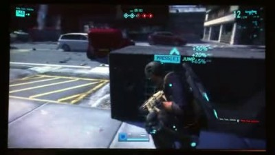 "Tom Clancy's Ghost Recon: Future Soldier ""E3 2011 геймплей"""