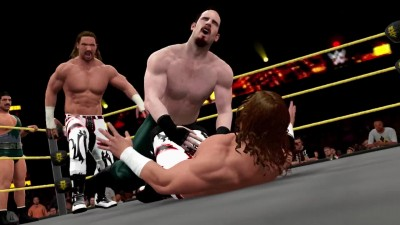 WWE 2K16 - Трейлер Future Stars Pack | PS4