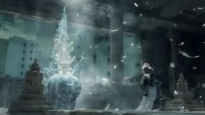 "Final Fantasy XIII-2 ""Gamplay Trailer 'CLASH OF TIME'"""