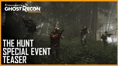 """Тизер особого события """"Охота"""" в Tom Clancy's Ghost Recon: Wildlands"""