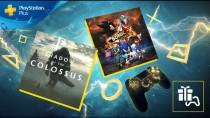 Мартовские игры для подписчиков PS Plus